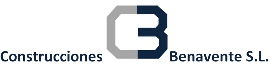 logotipo de CONSTRUCCIONES BENAVENTE SL